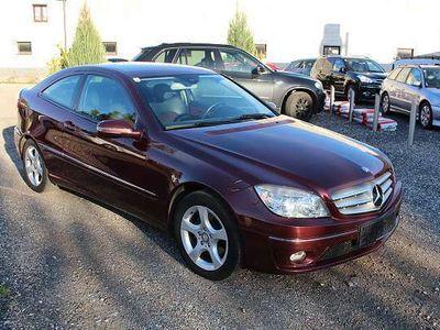 gebraucht Mercedes CLC200 CDI / Autom.