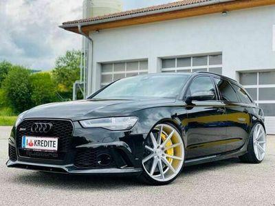 gebraucht Audi RS6 Avant Black Edition Ceramic Bang & Olufsen 22 Zoll