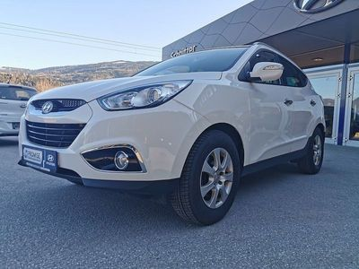 gebraucht Hyundai ix35 ix351,7 CRDi UpGrade, UpGrade, 116 PS, 5 Türen, Schaltgetriebe