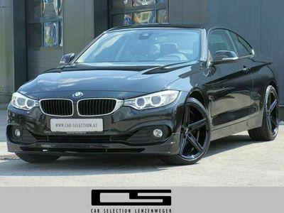 gebraucht BMW 430 xDrive Coupe Aut.*Alpina Spoiler*19 Zoll*