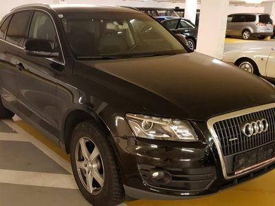 gebraucht Audi Q5 2.0 TDI quattro S-Tronic Firmenauto VOLLAUSSTATTG! SUV / Geländewagen,