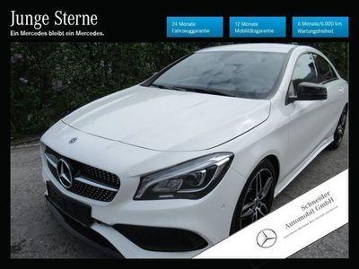 gebraucht Mercedes CLA200 d Coupé Austria Edition