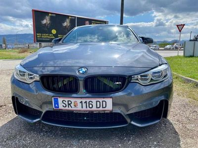gebraucht BMW M4 M-DKG Competition 450 PS Carbondach Kredit