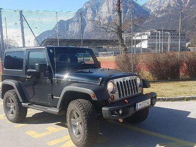 gebraucht Jeep Wrangler Mountain Sport Xtreme 2,8 CRD by Ortner SUV / Geländewagen