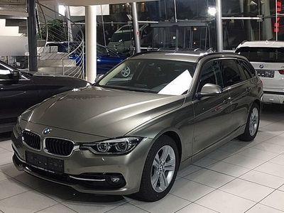 gebraucht BMW 318 i Sport Line