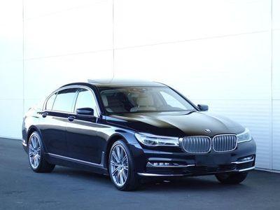 brugt BMW 730L 7er-Reihe d xDrive Aut. G12 Individual /VOLLAUSSTATTUNG Limousine,