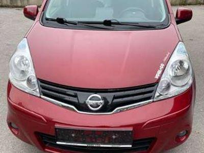 gebraucht Nissan Note 1.4 Kombi / Family Van