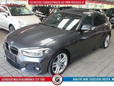 brugt BMW 116 d M-Sport Automatik