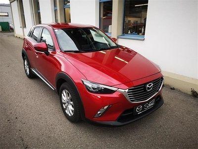 gebraucht Mazda CX-3 G120 Revolution