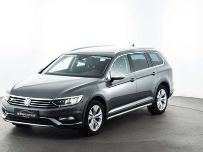 gebraucht VW Passat Alltrack 2.0 TDI 4Motion DSG LED RADAR NAVI