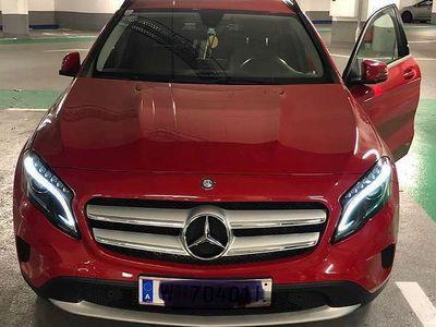 gebraucht Mercedes GLA200 d 4matic SUV / Geländewagen