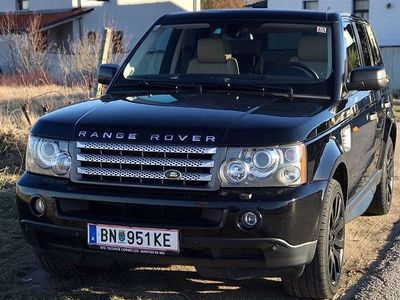 gebraucht Land Rover Range Rover Sport SUV / Geländewagen,