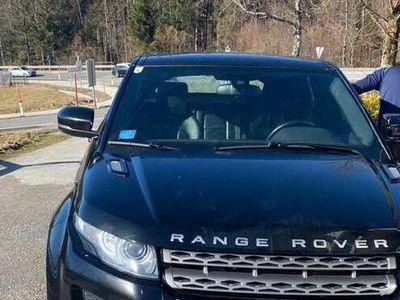 gebraucht Land Rover Range Rover evoque SD4 Aut Pure
