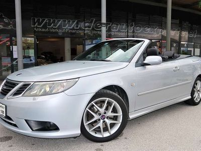 gebraucht Saab 9-3 Cabriolet Vector, 1,8 t, wenig KM, viele Extras, frisches Service + Pickerl ! / Roadster