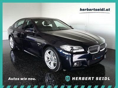 gebraucht BMW 520 d Österreich-Paket Aut. *M-SPORTPAKET*