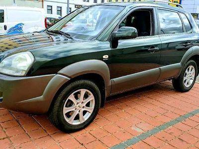 gebraucht Hyundai Tucson 2.0 crdi SUV / Geländewagen