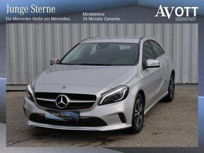 brugt Mercedes A200 d 4Matic LED Navi Teilleder Automatik uvm....