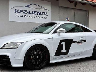 gebraucht Audi TT RS Coupé 2,5 TFSI quattro Sportwagen / Coupé