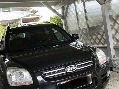 gebraucht Kia Sportage Adventure 4WD SUV / Geländewagen