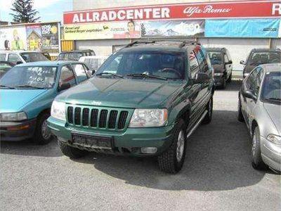 gebraucht Jeep Grand Cherokee 3,1 Limited TD SUV / Offroad