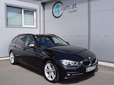 gebraucht BMW 330 3er-Reihe d xDrive Tour. Facelift Aut. LED/NAVI GROSS Kombi / Family Van