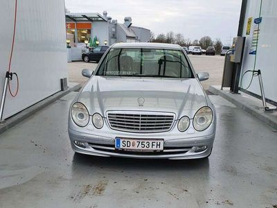 gebraucht Mercedes E320 Elegance Sport 4MATIC CDI Aut.