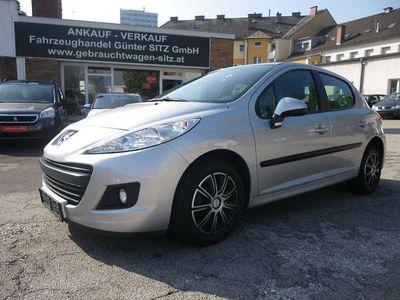 gebraucht Peugeot 207 Trendy 1,4 HDi 70 FAP Limousine