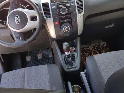 brugt Kia Venga 1.4 CRDI Motion ISG Limousine,