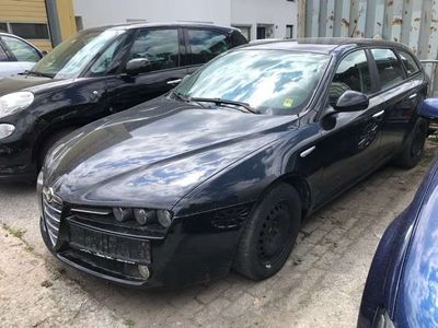 gebraucht Alfa Romeo 159 Alfa SW 1,9 JTDM 8V Prog. Progression / Klima /
