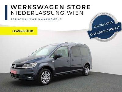 gebraucht VW Caddy Maxi 1.4 TSI DSG Trendline 5-SITZER LED NA Navi