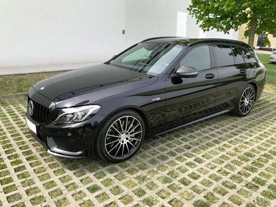 gebraucht Mercedes C43 AMG AMG -Klasse Kombi Allrad (S205) T 4MATIC Aut.