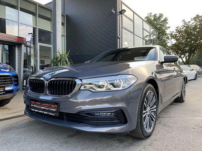 gebraucht BMW 530 e xDrive Aut., LED, LKHZ, M-Lederlenkr., 18 Zoll,