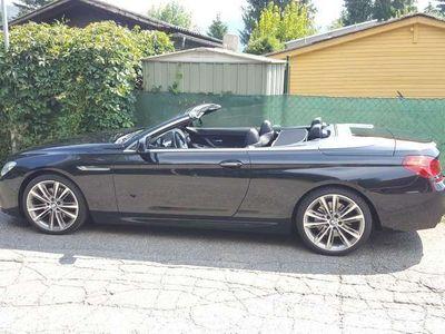 gebraucht BMW 640 Cabriolet 6er-Reihe xd Cabrio M-Packet / Roadster