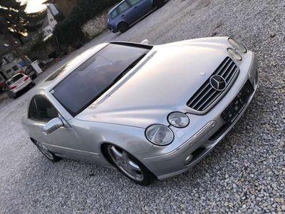 gebraucht Mercedes CL500 CL-KlasseV8 Sportwagen / Coupé
