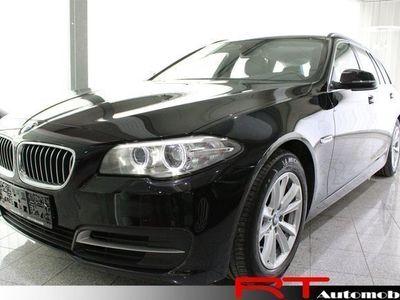 gebraucht BMW 520 d Navi AHK Leder