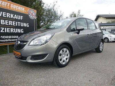 gebraucht Opel Meriva 1,4 Ecotec Cool & Sound Kombi / Family Van,