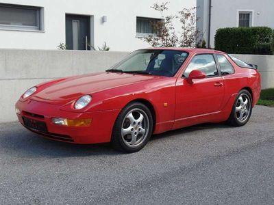 gebraucht Porsche 968 Targa Wertgutachten 47.000 Euro Pickerl 07/2022 Sportwagen / Coupé