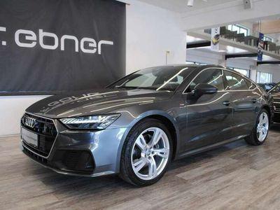 gebraucht Audi A7 Sportback 50 S-Line TDI quattro B&O,Allradlenkung