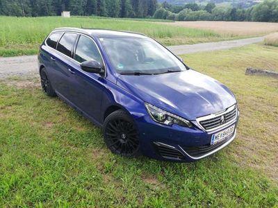 gebraucht Peugeot 308 SW 2,0 BlueHDi 180 GT S