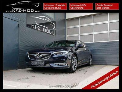 gebraucht Opel Insignia GS 2,0 CDTI BlueInjection Innovation St./St.