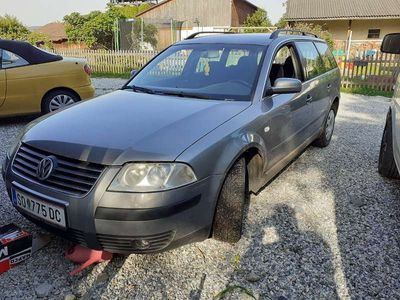gebraucht VW Passat 1.9 4 Motion Kombi / Family Van