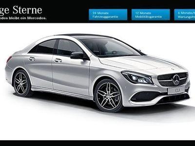 gebraucht Mercedes CLA180 CLA-KlasseSportwagen / Coupé