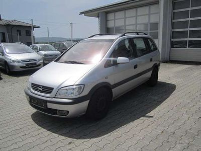 brugt Opel Zafira Comfort 2,0 16V Ds. Kombi / Family Van,