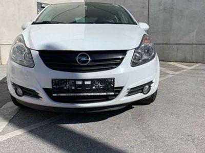 gebraucht Opel Corsa 1,4 Black