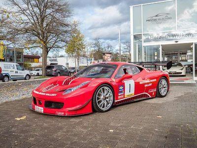 gebraucht Ferrari 458 Challenge 2-Fache Titelsieger,1.Besitz, UnfallfreI Sportwagen / Coupé
