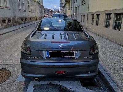 gebraucht Peugeot 206 CC Platinum Edition 1,6 HDI 110 FAP
