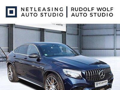 gebraucht Mercedes S63 AMG GLC Coupé AMG4MATIC+, 510 PS, 5 Türen, Automatik