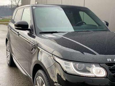 gebraucht Land Rover Range Rover Sport 3,0 TDV6 HSE Dynamik-Paket SUV / Geländewagen