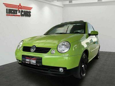 gebraucht VW Lupo 1,4 Trendline |2.BESITZ|COOLER MINI FLITZER|