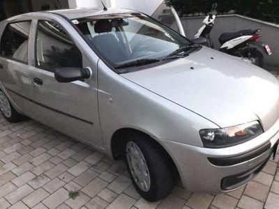 used Fiat Punto 188 Klein-/ Kompaktwagen,